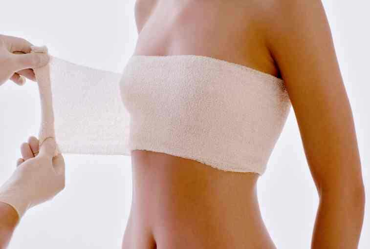 Recovery After Breast Enlargement